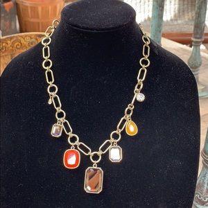 Los Sophia statement necklace.